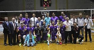 Afyon Belediye Yüntaş:3 – TDK Enerji Gümüşhane Torul:0