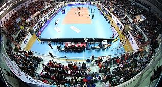AXA Sigorta Bayanlar Kupa Voley Yarı Final – Eczacıbaşı VitrA – Galatasaray HDI Sigorta