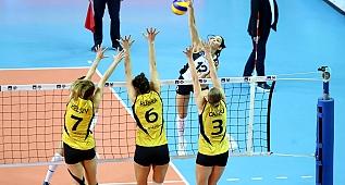 AXA Sigorta Bayanlar Kupa Voley Yarı Final – VakıfBank – Fenerbahçe Opet
