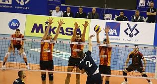 Axa Sigorta Kupa Voley Final Fenerbahçe - Galatasaray
