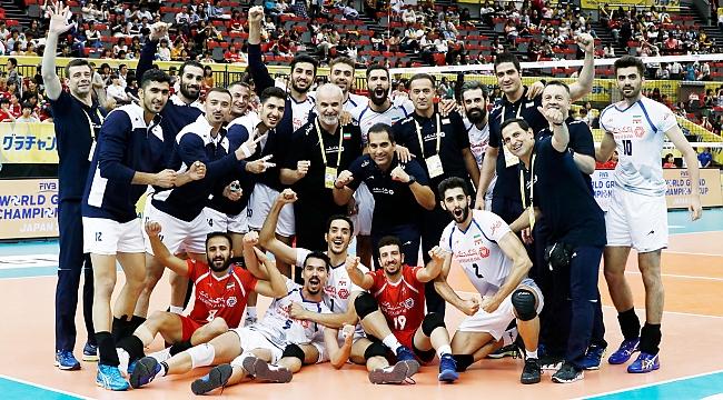 2017 FIVB World Grand Champions Cup başladı