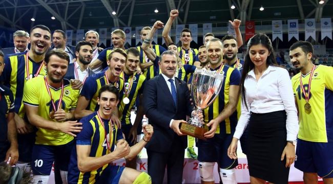2017 Spor Toto Şampiyonlar Kupası Fenerbahçe'nin