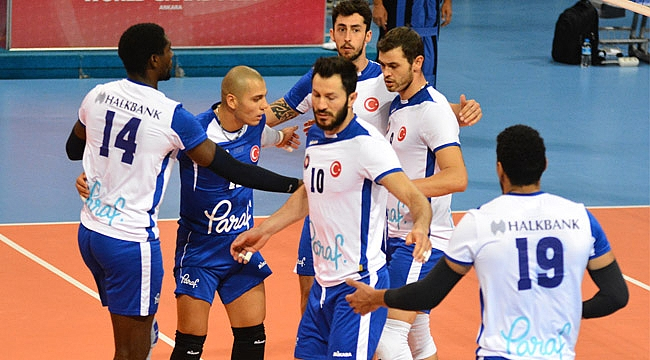 Halkbank'tan Eren Bülbül Uluslararası Voleybol Turnuvası