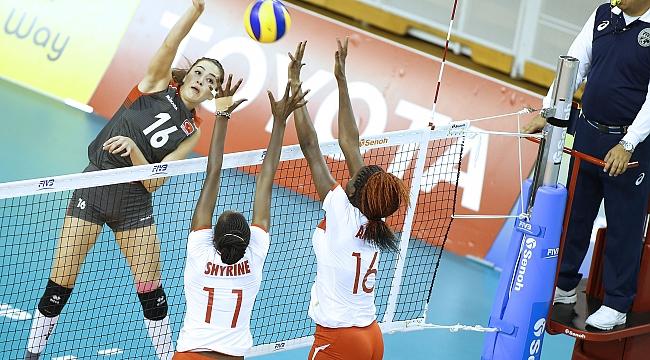 U23 Milliler Kenya'yı rahat geçti