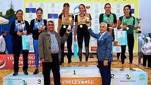 Balkan Plaj Voleybolu Şampiyonası Sona Erdi