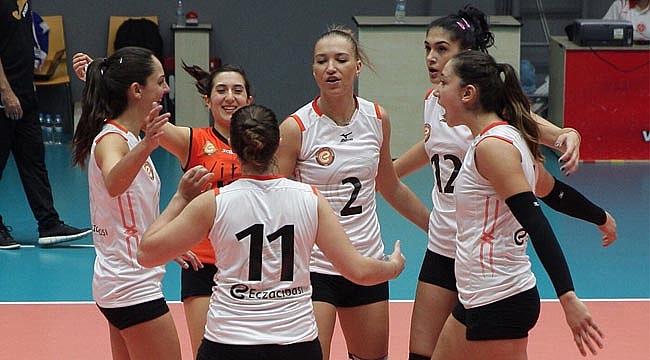 Galatasaray turnuvasında şampiyon Eczacıbaşı