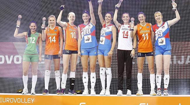 İşte Avrupa Şampiyonası'nın Rüya Takımı