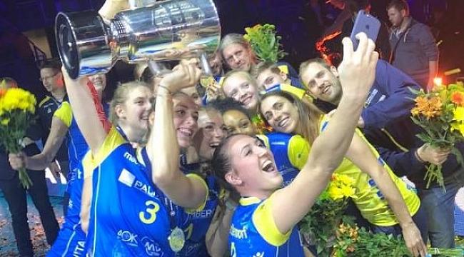 Schwerin, Almanya Süper Kupası şampiyonu
