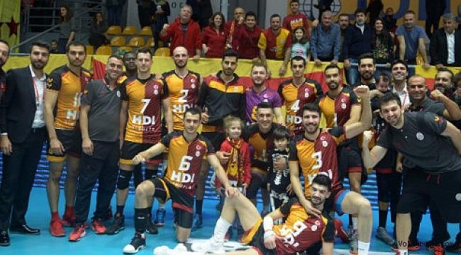 Galatasaray, Kula'yı puansız gönderdi