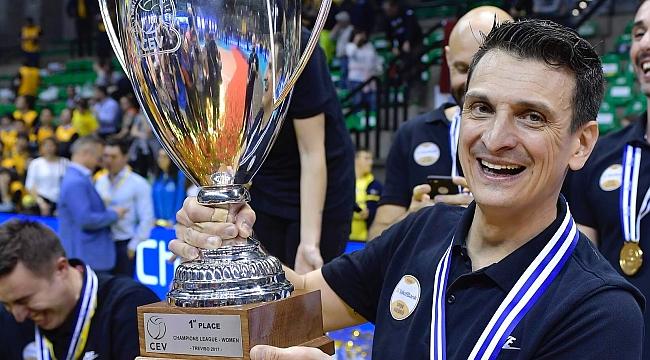 Yılın Başantrenörü Giovanni Guidetti