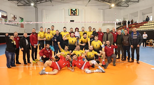 Arhavi Play-Off'u garantiledi