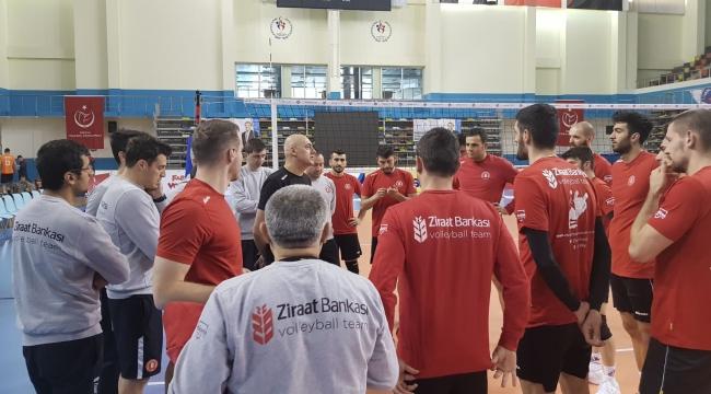 Ziraat Bankası Türkiye Kupası Finalleri için Urfa'da
