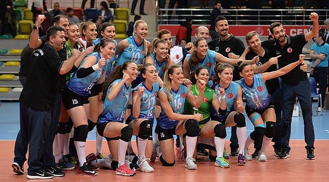 Bursa BBSK 8'li Finalde