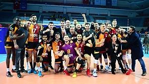 Derbi düellosunu Galatasaray kazandı