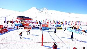 Erciyes'te Yarı Finalistler Belli Oldu