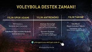 Milliyet Yılın Sporcusu Ödülleri Başlıyor