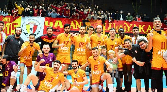 Çekişmeli maç Galatasaray'ın!