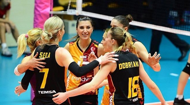 Galatasaray deplasmanda galip!
