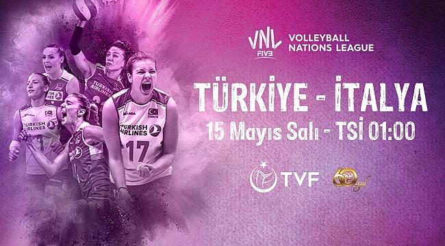A Bayan Millilerimiz, FIVB Voleybol Milletler Ligi'nde sahne alıyor!