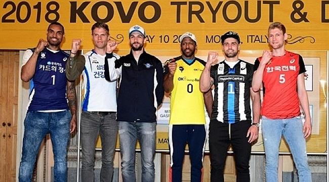 Erkekler Kore Ligi Draftı Sonuçlandı