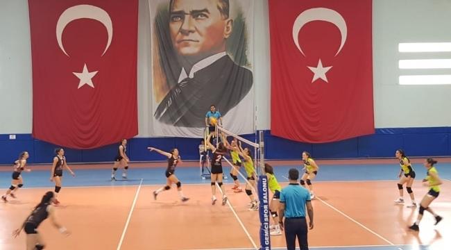 Genç Kızlar Türkiye Şampiyonası'nda İkinci Etap Başladı