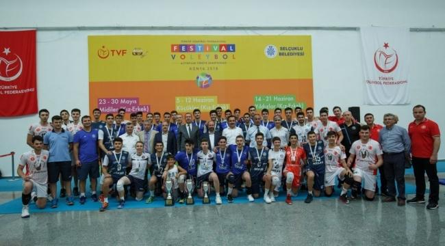 2018 Yıldızlar (Kız-Erkek) Türkiye Şampiyonası Sona Erdi