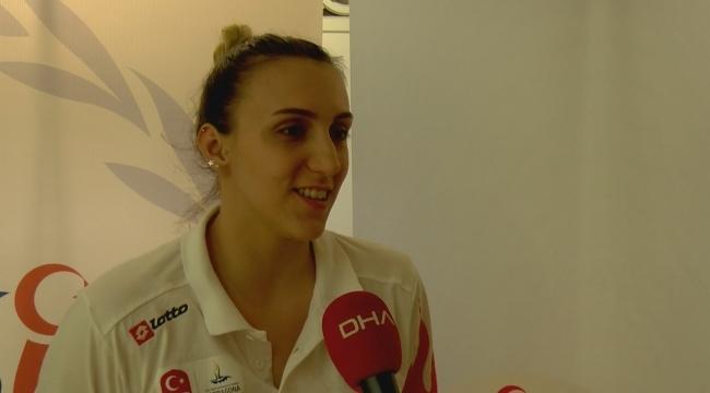 Akdeniz Olimpiyatları'na katılan Türkiye voleybol takımları iddialı