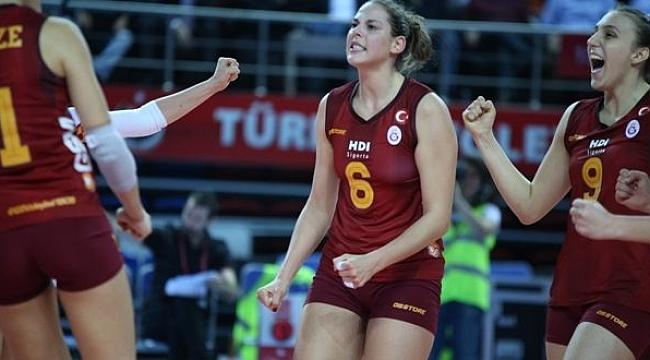 Charlotte Leys Galatasaray'da!
