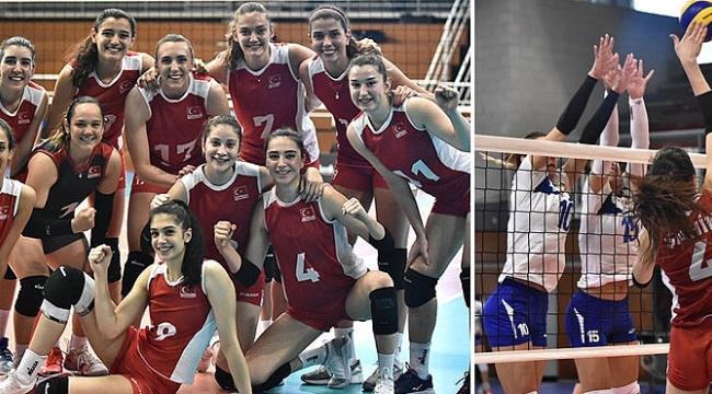 Millilerimiz, Akdeniz Oyunları'na Galibiyet ile Başladı