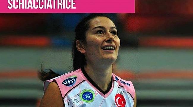 Selime İlyasoğlu Cuneo Granda Volley'de