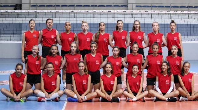 U17 Bayan Millilerimiz, Balkan Şampiyonası'nda Sahne Alıyor