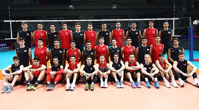 U20 Erkek Milli Takımımız, Balkan Üçüncüsü !