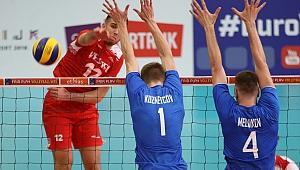 U20 Erkek Milli Takımımız, Rusya'ya Mağlup Oldu