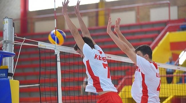 U20'ler, Balkan Şampiyonası'nda 3.'lük Maçı Oynayacak