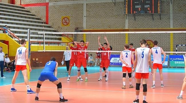 U20'ler Balkan Şampiyonası'nda Yarı Finalde!