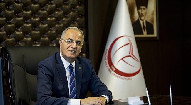 Başkan Üstündağ'dan Engelliler Günü Mesajı