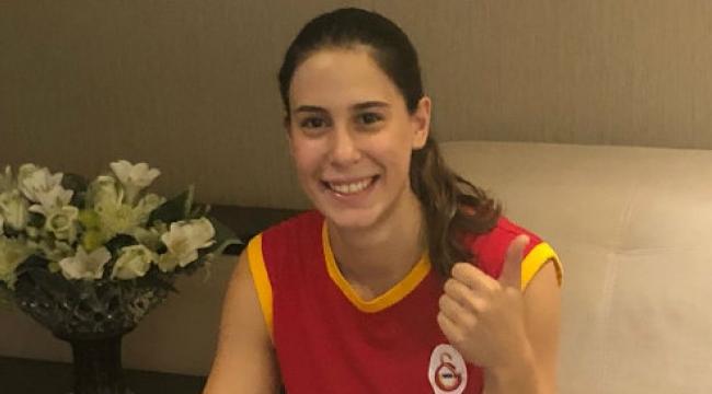Galatasaray Çağla Akın'ı açıkladı