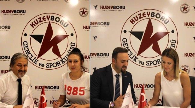 Kuzeyboru Spor'da Transfer Dönemi