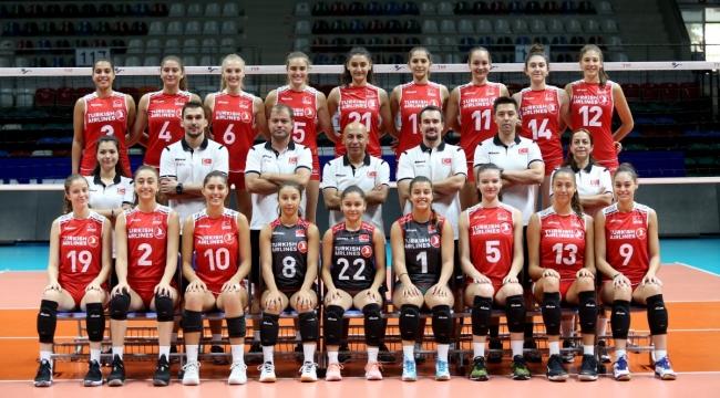 U19 Bayan Millilerimiz, Balkan Şampiyonası'nda Sahne Alacak