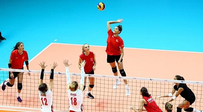 U19'lar, Hazırlık Maçında Polonya'yı Mağlup Etti