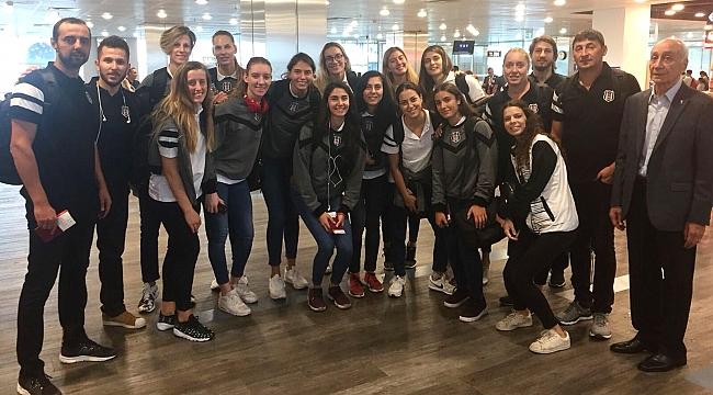 Beşiktaş, Balkan Kupası için uçtu