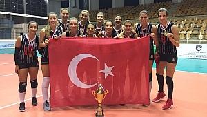 Beşiktaş, Namağlup Balkan Şampiyonu!