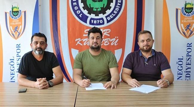İnegöl Belediyespor Aykut Aydın ile anlaştı