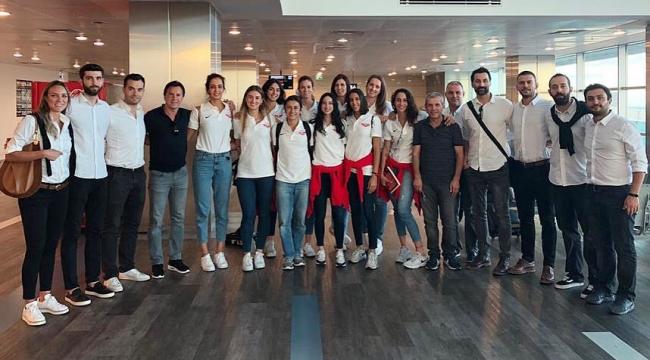 Türk Hava Yolları Olympiakos İle Karşılaşıyor