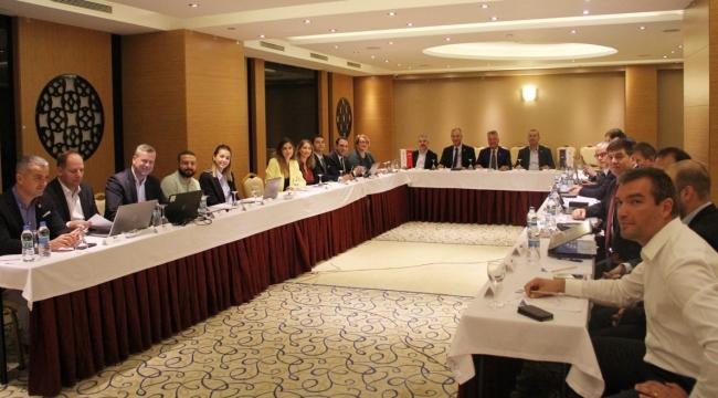 Eurovolley 2019 Hazırlık Toplantısı İstanbul'da Yapıldı