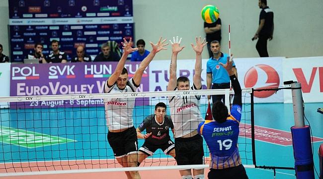 İstanbul BBSK, CEV Şampiyonlar Ligi'ne Veda Etti