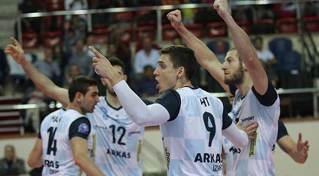 Arkas'ın Şampiyonlar Ligi'nde ki rakibi Tours Volley-Ball