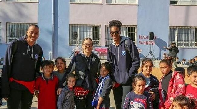 Aydın Büyükşehir Belediye, öğrencilerle buluştu