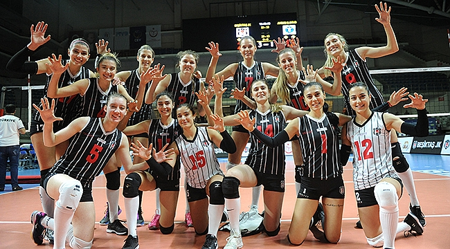 Beşiktaş deplasmanda Beylikdüzü'nü mağlup etti