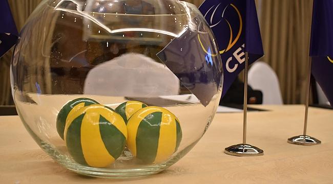 CEV Şampiyonlar Ligi'nde kuralar çekiliyor